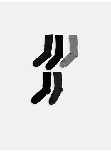 LC Waikiki Çorap Seti Gri